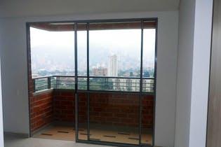 Apartamento en Ditaires, Itagui - 67mt, tres alcobas, balcón