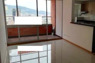 Apartamento en Aves Maria, Sabaneta - 67mt, tres alcobas, balcón