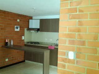 Una cocina con un fregadero y una estufa en No aplica