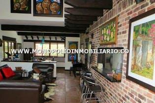 Casa finca en Llanogrande, Rionegro - 440mt, tres alcobas, jacuzzi