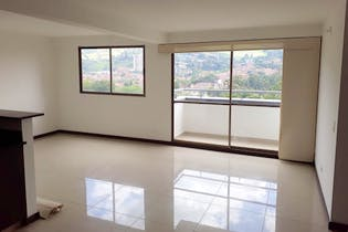 Apartamento en Niquia, Bello - 75mt, tres alcobas, balcón