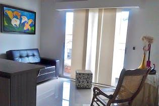 Apartamento en Rosales, Belen - 69mt, dos alcobas, balcón