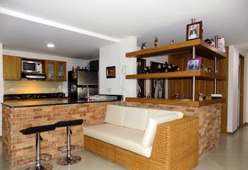 Apartamento en Aves Maria, Sabaneta - 102mt, dos alcobas, terraza