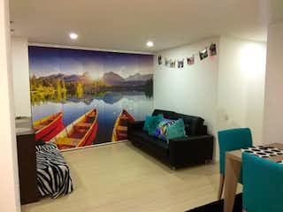Una sala de estar llena de muebles y una ventana en  Rivera de Sur América.