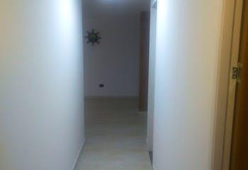 Apartamento en venta Pasadena-Batán, con 3 Habitaciones - 124 mt2.