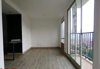 Apartamento en la América- Calasanz, Con 2 Habitaciones-63mt2