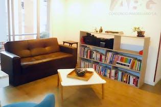 Apartamento en Santa Bárbara Occidental, Bogotá - 3 habitaciones, 2 Parqueaderos.