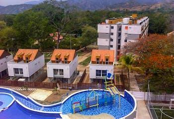 Apartamento en venta en Santa Lucía 44m² con Piscina...