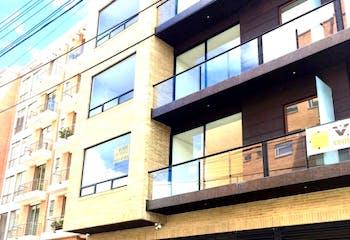 Apartamento en Santa Barbara Occidental, Bogotá - 2 alcobas
