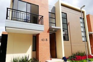 Casa en venta en Casco Urbano Cajicá de 3 hab. con Gimnasio...