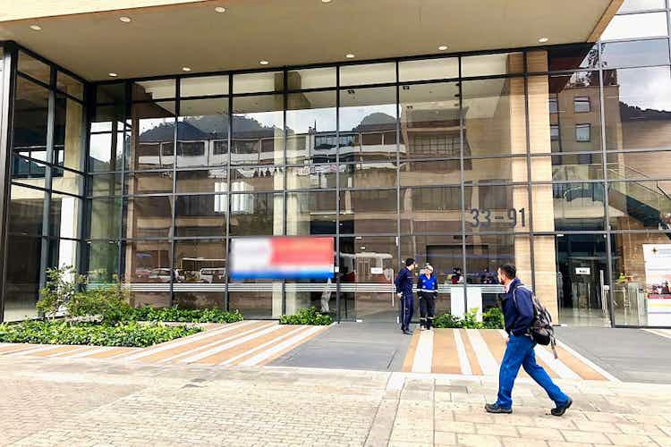 Portada Apartamento en Centro, Bogotá