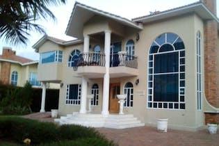 Casa en venta en Cajicá de 1050m² con Bbq...