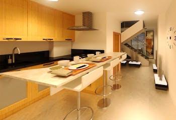 Apartamento en venta en La Floresta, 67m²