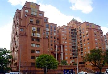 Apartamento en venta en Samper Mendoza de 1 habitacion