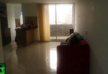 Apartamento en Niquia, Bello - 80mt, tres alcobas, balcón