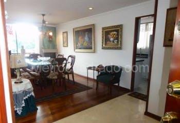 Apartamento en Chico Navarra, Bogotá - 2 alcobas, 74 m2