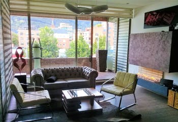 Apartamento en venta en Chico Norte III Sector de 2 alcobas