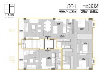 Apartamento en venta en El Chico 190m² con Gimnasio...