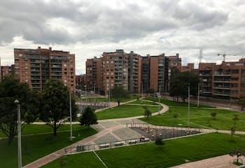 Apartamento en venta en La Esperanza Norte de 2 hab. con Gimnasio...