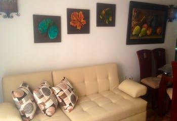 Se vende apartamento de 63 mts en Zipaquira
