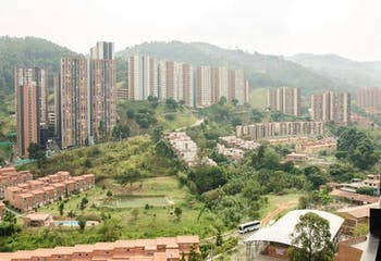 Apartamento en venta en Sector Central de 3 alcobas