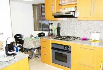 Apartamento en venta en Barrio Cedritos, 152m²