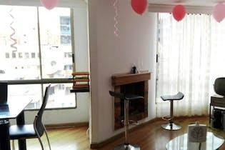 Apartamento en venta en Hunza de 2 alcobas
