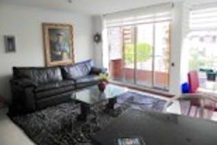 Apartamento en venta en Barrio Teusaquillo 87m²