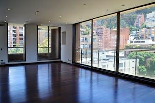 Apartamento en venta en El Lago de 4 hab.