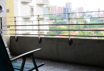 Apartamento en El Poblado-Medellín, Con 2 habitaciones - 125 mt2.