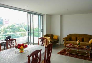 Apartamento en venta en El Tesoro de 124m² con Piscina...
