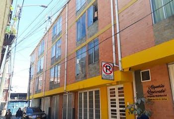 Apartamento en venta en Puente Aranda de 3 alcobas