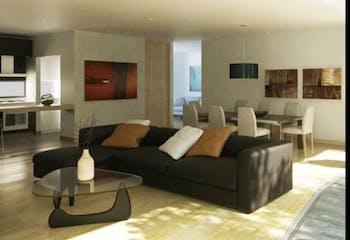 Apartamento de 113m2 en Obra Diecinueve, Loma de los Parra - con dos habitaciones