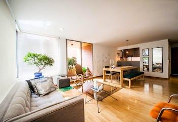 Apartamento en El Poblado, Medellín, cuenta con 3 habitaciones