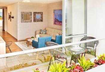 Apartamento en venta en Loma Del Escobero de 53m²
