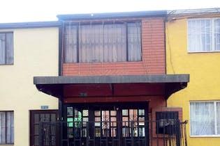 Casa en venta en Ciudad Roma de 73m²