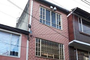 Casa en venta en Suba Lombardía de 3 habitaciones
