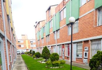 Casa en suba pinar, Bogotá la habitación principal con altillo