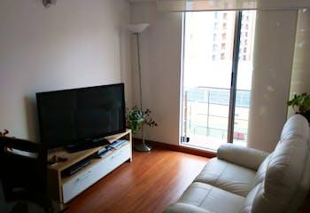 Apartamento en Hoyuelos, Bogotá  3 habitaciones con closet