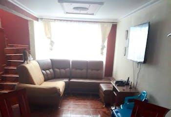 Casa en venta en Garcés Navas 77m²