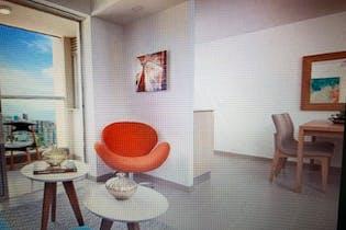 Apartamento en venta en Sector Central de 3 habitaciones