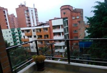 Apartamento en venta en Bolivariana de 112m² con Balcón...