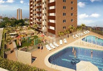 Apartamento en venta en Ditaires, 67m² con Piscina...