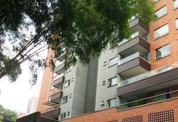 Apartamento en venta en Los Balsos de 2 hab.