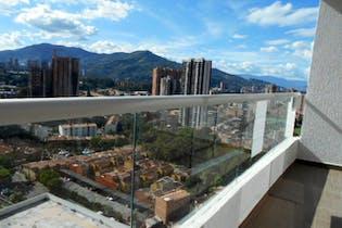 Apartamento en Sabaneta, Calle Larga, Manzana Once, 3 habitaciones- 72m2.