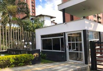 Apartamento en venta en El Esmeraldal de 2 alcobas