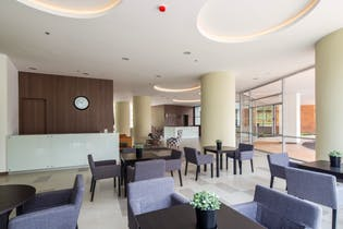 Apartamento en venta en Las Cimarronas 64m² con Bbq...