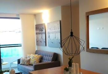 Apartamento en venta en La Ceja de 1 hab.