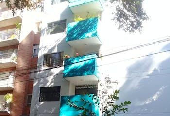Apartamento en venta en Barrio Laureles de 4 alcobas