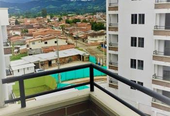 Apartamento en venta en Via La Ceja La Unión de 3 hab.